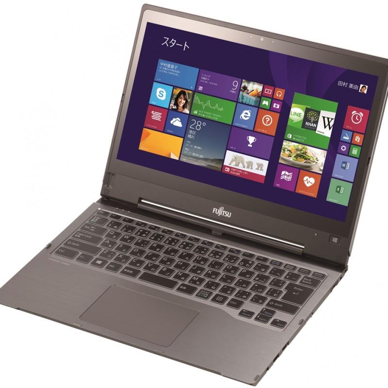Fujitsu LifeBook for business