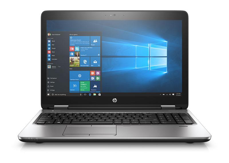 Laptop HP ProBook 650 G1 doskonale sprawdzi się w pracy biurowej