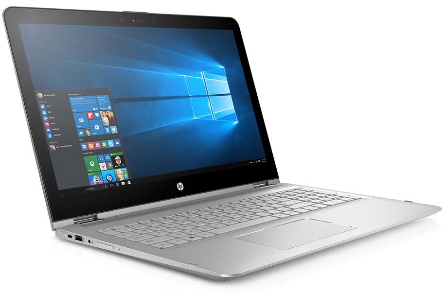 W ofercie marki HP można znaleźć nowoczesne konstrukcje łączące funkcję laptopa i tabletu
