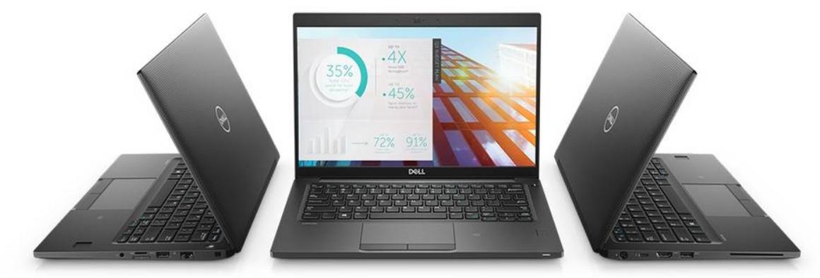 Marka Dell reprezentuje swoimi produktami laptopy charakteryzujące się wysoką wydajnością oraz jakością wykonania konstrukcji